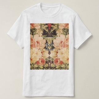 T-shirt Romantique désespéré