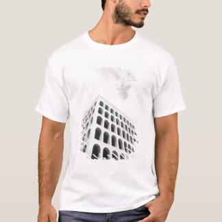 T-shirt Rome Italie, EUR Palazzo del Lavoro