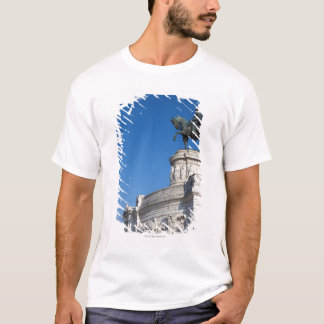 T-shirt Rome, monument de Vittorio Emanuele