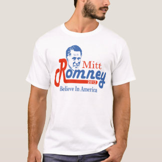 T-shirt Romney croient