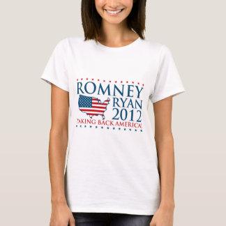 T-shirt Romney Ryan 2012