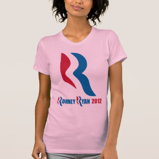 T-shirt Romney Ryan 2012