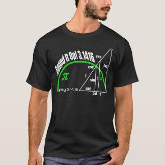 T-shirt Rond il jusqu'au Pi-Jour 2016