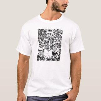 T-shirt Ronin en tant qu'Anti-c