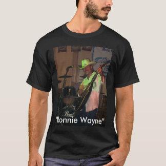 "T-shirt ""Ronnie Wayne"" - T"