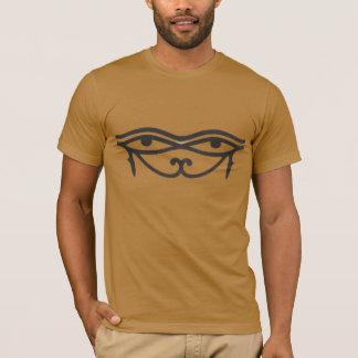 T-shirt Rorschack - les yeux de Horus
