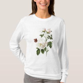T-shirt Rosa : Bengale le Hymenes, des 'roses de Les