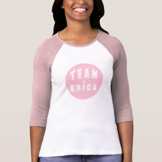 T-shirt Rose de Bruyère d'équipe