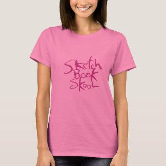 T-shirt Rose de SBS sur le rose