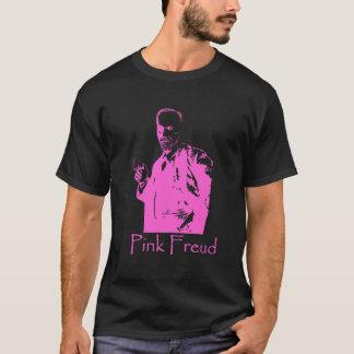 T-shirt rose d'obscurité de Freud