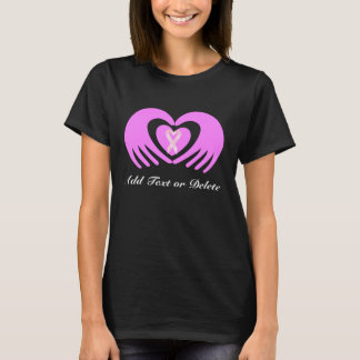 T-shirt Rose pour la chemise… SRF de conscience de Cancer