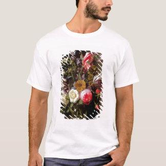 T-shirt Roses, tulipes et d'autres fleurs