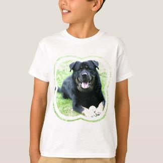 T-shirt rottweiler-13