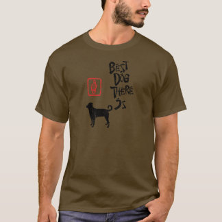 T-shirt Rottweiler (queue faite sortir)