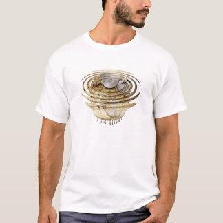 T-shirt Rouages liquéfiés