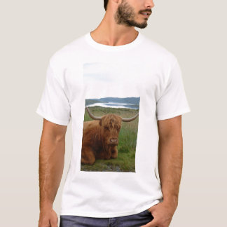 T-shirt Roucoulement velu