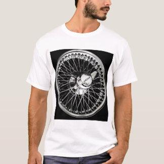 T-shirt Roue de Jaguar