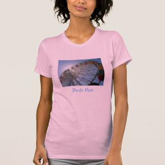 T-shirt Roue Pacifique de parc, parc Pacifique