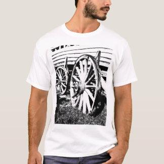 T-shirt Roues