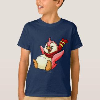 T-shirt Rouge de Bruce