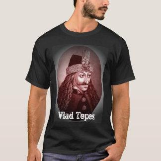 T-shirt Rouge de chemise de Vlad Tepes