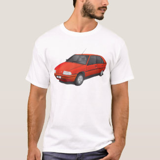 T-shirt Rouge de Citroën BX