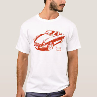 T-shirt Rouge de MGB