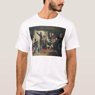 T-shirt Rouget de Lisle chantant le Marseillaise