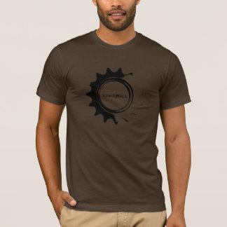 T-shirt Rouille de Steampunk