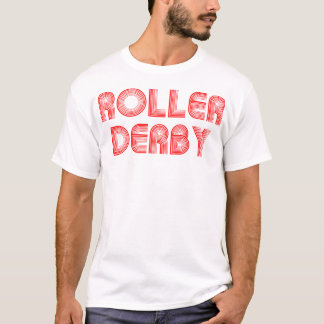 T-shirt Rouleau Derby
