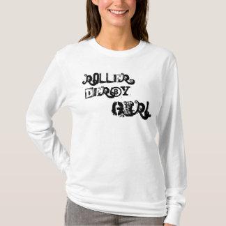 T-shirt Rouleau Derby, fille