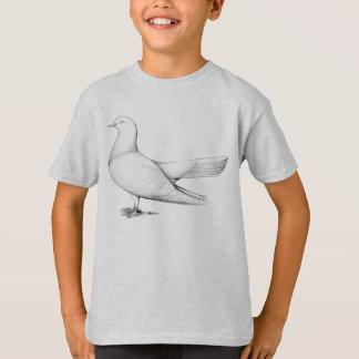 T-shirt Rouleau oriental :  Type de vol