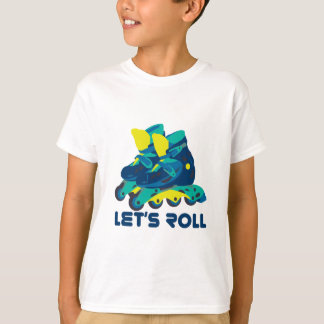 T-shirt Roulons