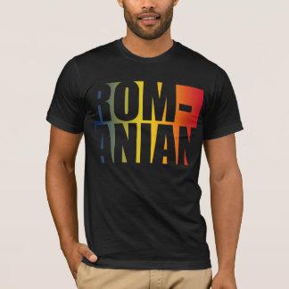 T-shirt Roumain