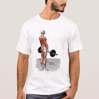 T-shirt Roumain Deadlift