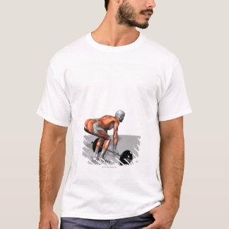 T-shirt Roumain Deadlift 2