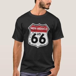 T-shirt Route historique du Nouveau Mexique de