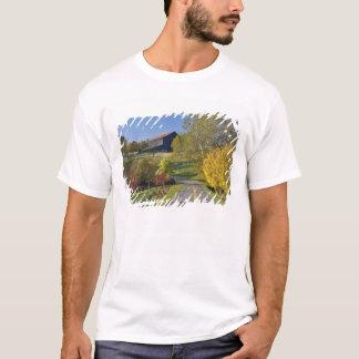 T-shirt Route rurale par la région de Bluegrass du