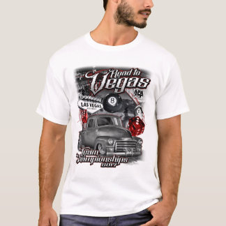 T-shirt Route vers Vegas 2017