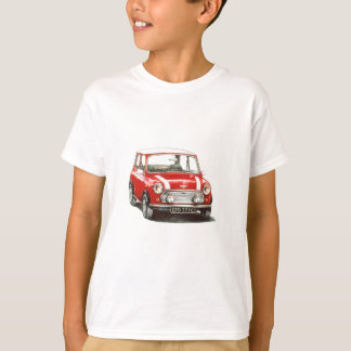 T-shirt Rover 1991 Mini Cooper