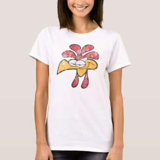 T-shirt Roy la chemise des femmes de coq