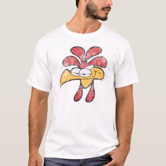 T-shirt Roy la chemise des hommes de coq