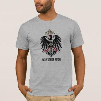 T-shirt Royaume aigle de royaume Eagle allemand