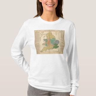 T-shirt Royaumes des Anglo-Saxons