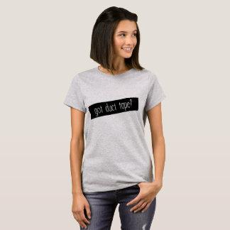 T-shirt Ruban adhésif obtenu ?