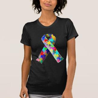 T-shirt Ruban d'autisme