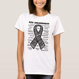 T-shirt Ruban/symptômes… EDS