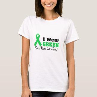 T-shirt Ruban vert de conscience