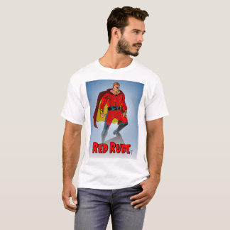 T-shirt Rube rouge