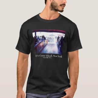 T-shirt Rubis, Coney Island, New York
